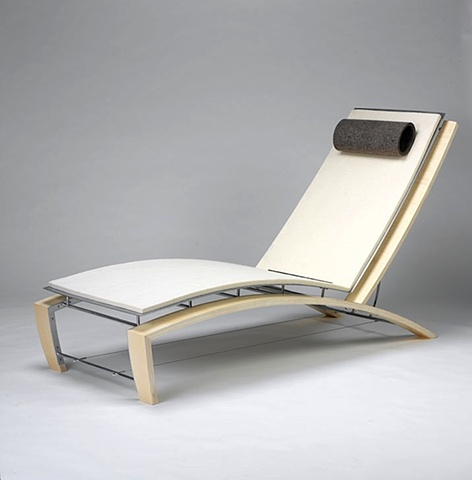 """""""Bare Naked Chaise"""""""