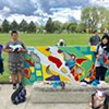 Harmon Skatepark Murals Project