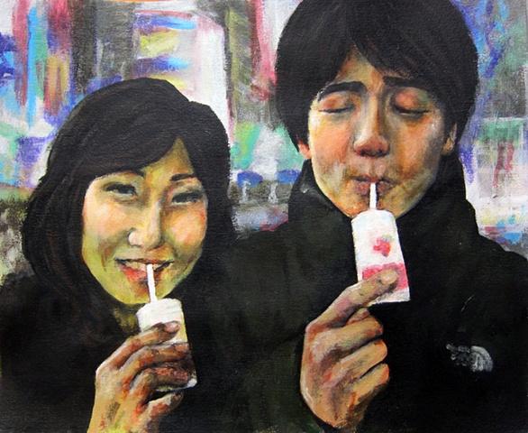 Sachiko and Akihiro
