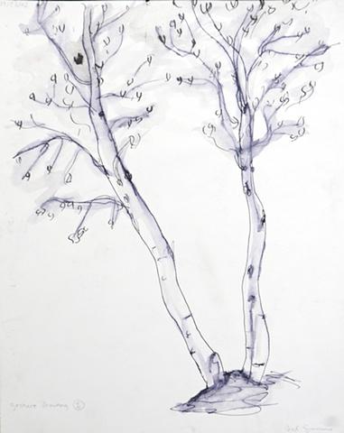trees gesture