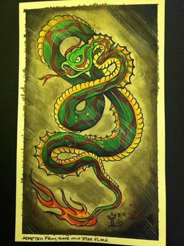 Big Snake Dragon