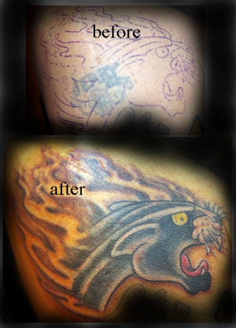 Jerry's coverup