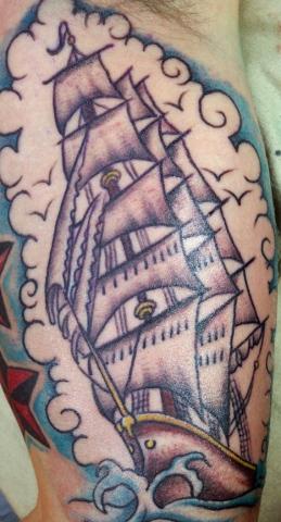 Arrek's Sailor Jerry Ship