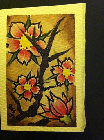 Little Cherry Blossoms