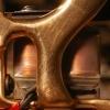 Standard model in brass