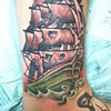 Old School Ship ...Zombie Style