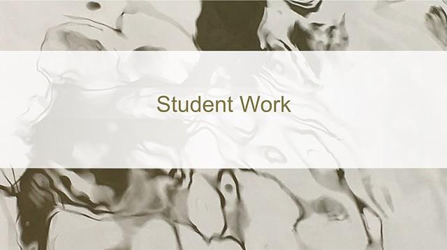 Student Work