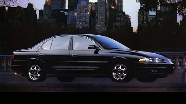 Production Oldsmobile Intrigue