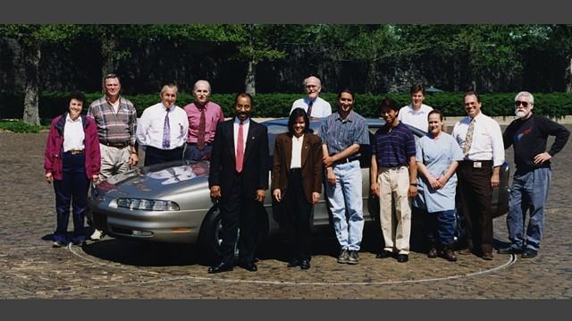 The Oldsmobile Team