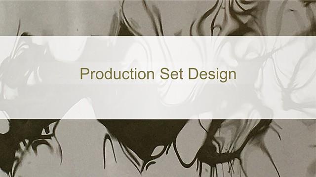 Production Set Design