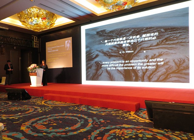 Presentation in Anting China on Systems Thinking