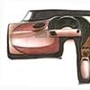 Oldsmobile Intrigue Interior Sketch  Study 08