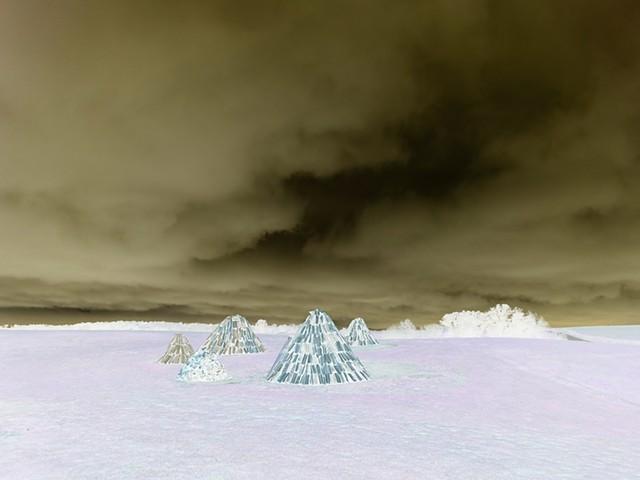 Strange Landscapes #6