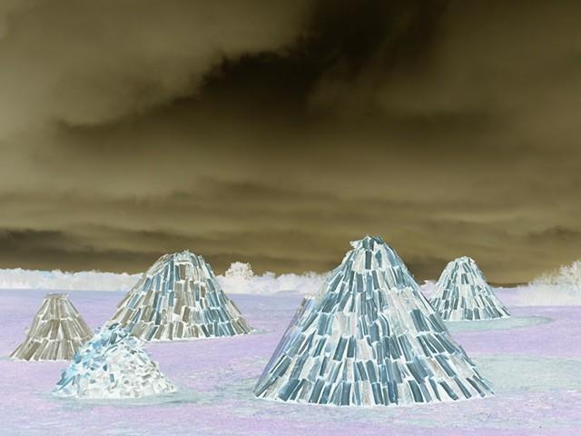 Strange Landscapes #5