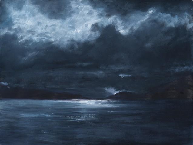Adele Ursone, Paintings, Turtle Gallery, Deer isle, Maine, Stonington, Blue Hill, Bar Harbor