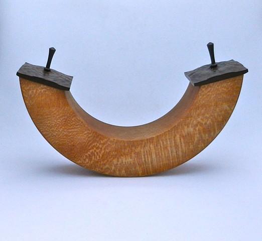 Chris Joyce, woodturner, artist, Turtle Gallery, Deer Isle, Maine, Stonington, Blue Hill, Bar Harbor, Ellsworth