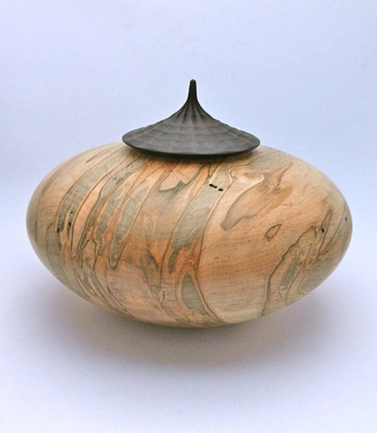 Chris Joyce, woodturner, artist, Turtle Gallery, Deer Isle, Maine, Stonington, Blue Hill, Bar Harbor, Ellsworth