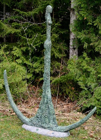 Susan Chase, artist, sculpture, Turtle Gallery, Deer Isle, Maine, Stonington, Blue Hill, Bar Harbor, Ellsworth