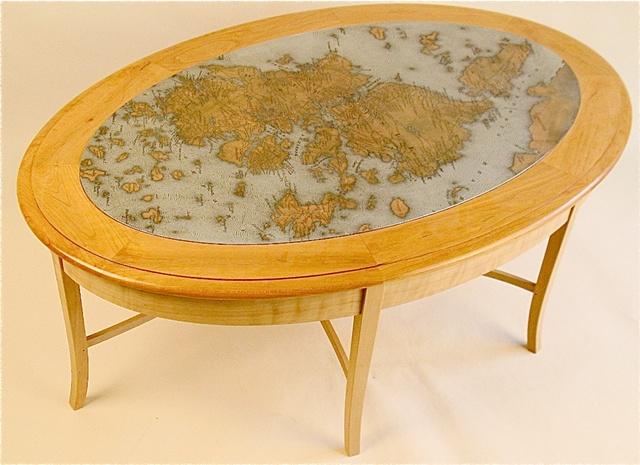 Joe Tracy, furniture, Turtle Gallery, Deer Isle, Maine, Stonington, Blue Hill, Bar Harbor