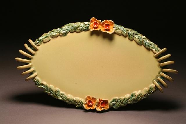 Lucy Breslin, clay, artist, Turtle Gallery, Deer Isle, Maine