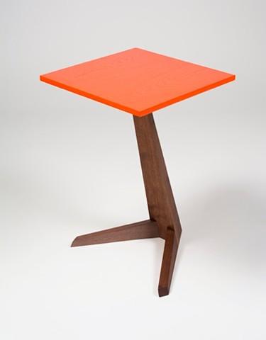 Orange Biped