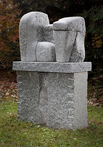 Roy Patterson, artist, stone sculpture, Turtle Gallery, Deer Isle, Maine, Stonington, Blue Hill, Ellsworth, Bar Harbor