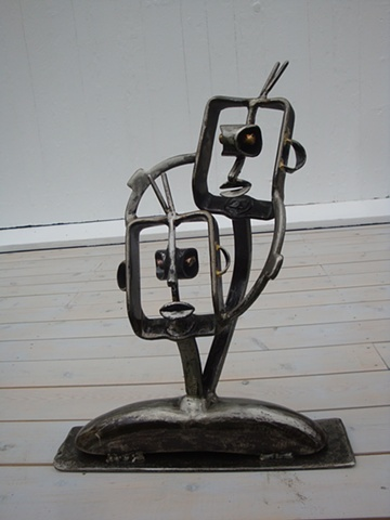 Patrick Pierce, artist, sculpture, Turtle Gallery, Deer Isle, Maine, Stonington, Blue Hill, Bar Harbor