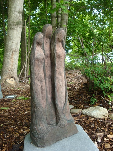 Susan Chase, artist, sculpture, Turtle Gallery, Deer Isle, Maine, Stonington, Blue Hill, Bar Harbor, Ellsworth