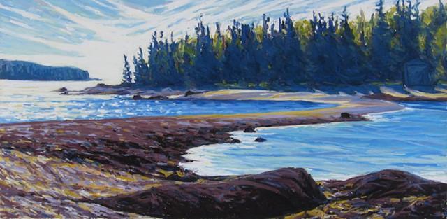 Galen Davis, Turtle Gallery, art, pastels, Stonington, Deer Isle, Maine, Blue Hill, Ellsworth, Bar Harbor