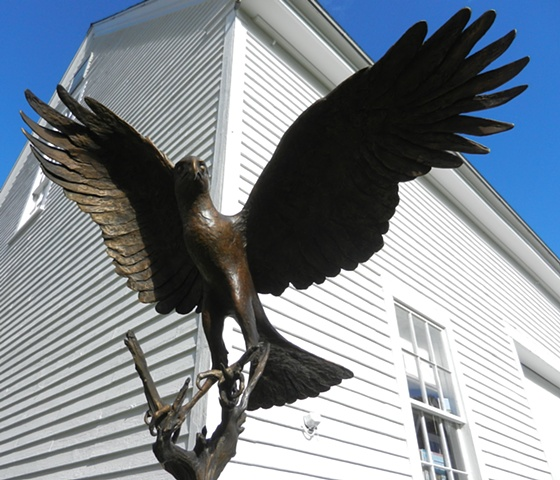 Cynthia Stroud, artist, sculpture, bronze, Turtle Gallery, Deer Isle, Maine, Stonington, Blue Hill, Bar Harbor