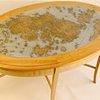 Deer Isle Map Table
