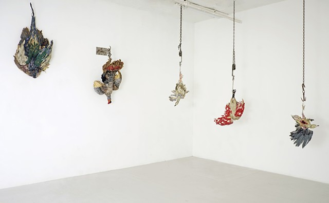 Installation View, Y Gallery NY