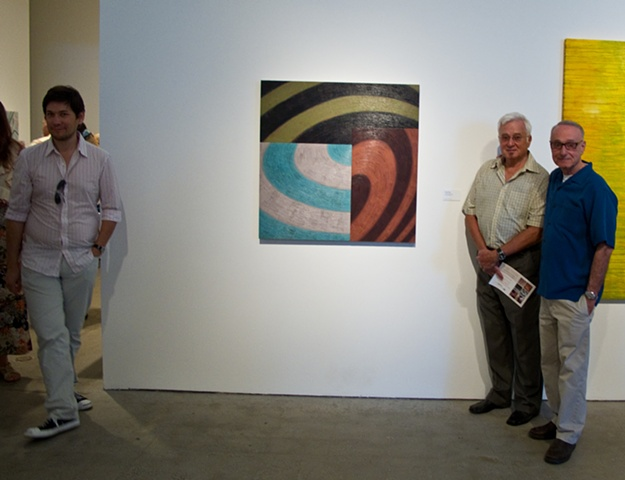 """""""2010 Los Angeles Juried Exhibition."""""""