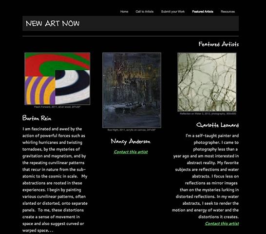 New Art Now - online gallery