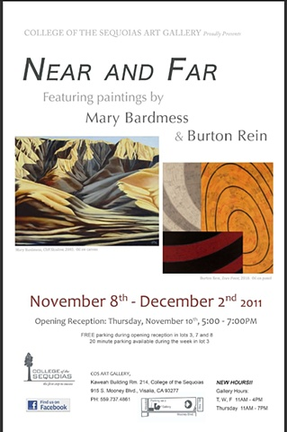 Near and Far Poster