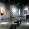 """Near and Far"" exhibition view"