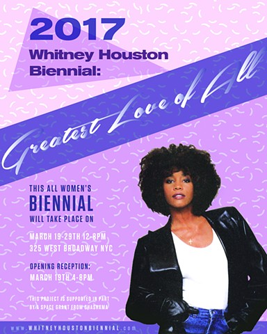 Whitney Houston Biennial 2017