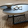Quatrefoil Occasional Table