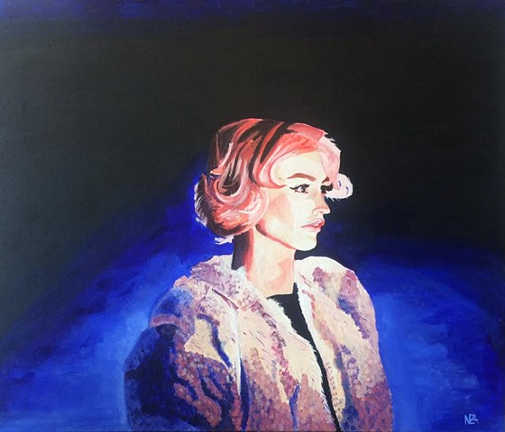 Study of Barbara by Alex Prager