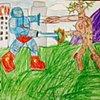 Ent vs Big Megaman