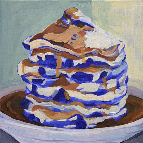 Solace: Blueberry Pancakes 1
