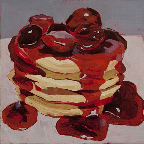 Solace: Cherry Pancakes 1