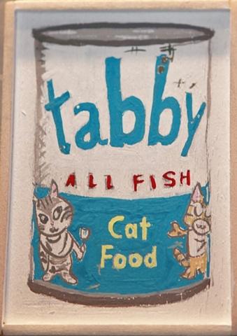 Tabby Food