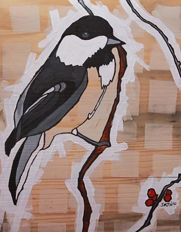 Chickadee #4