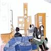Library Kansai Gaidai