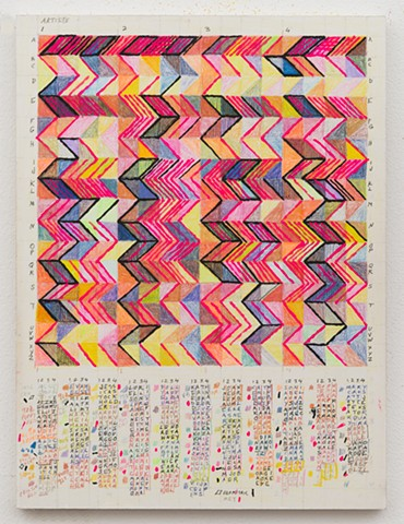 contemporary painting, women artists, text art, conceptual art, geometric painting, color, grid, diagrammatic, mapping, color structure, pattern, found language, systems, rules, Minus Space -- Agnes Martin, Elizabeth Murray, Judy Pfaff, Alice Neel, Anni A
