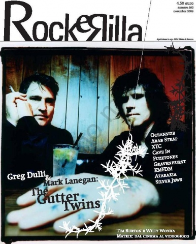 ROCKERILLA (italy) cover