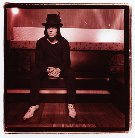 JACK WHITE the dead weather