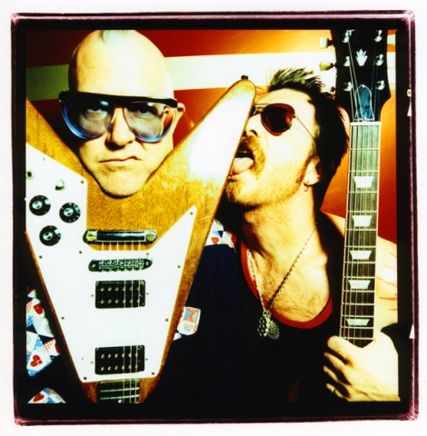 DAVID&JESSE (EAGLES OF DEATH METAL)
