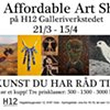 An affordable art show